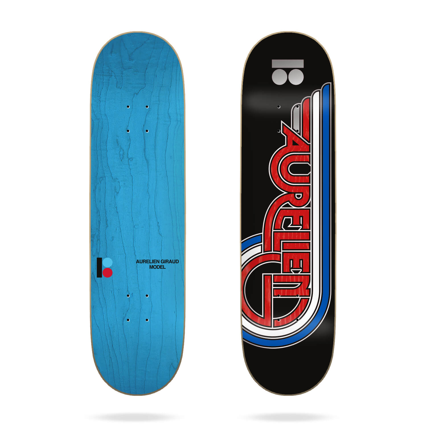 "Plan B Aurelien Flight 8.5"" Deck"