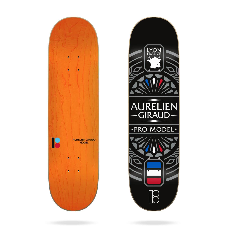 """Plan B Aurelien Lyon 8.0"""" Deck"""