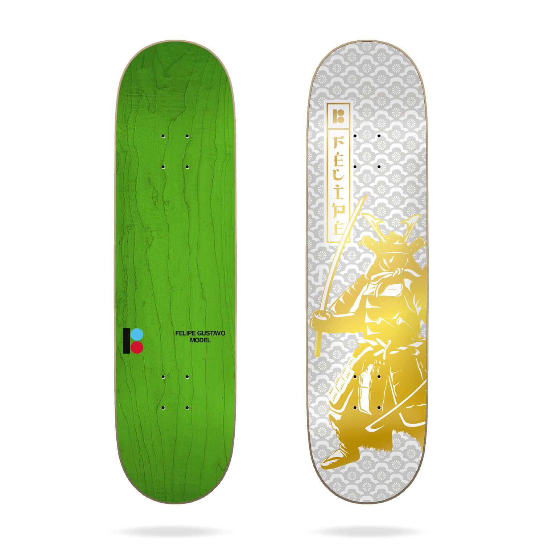 """Plan B Felipe Samurai 7.75"""" Deck"""