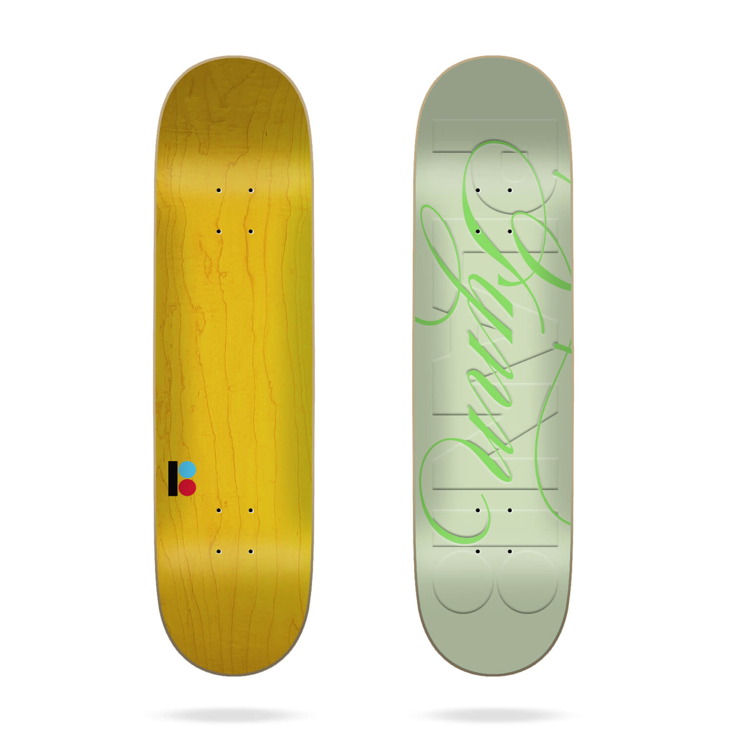 "Plan B Fynn Elevated 8.0"" Deck"