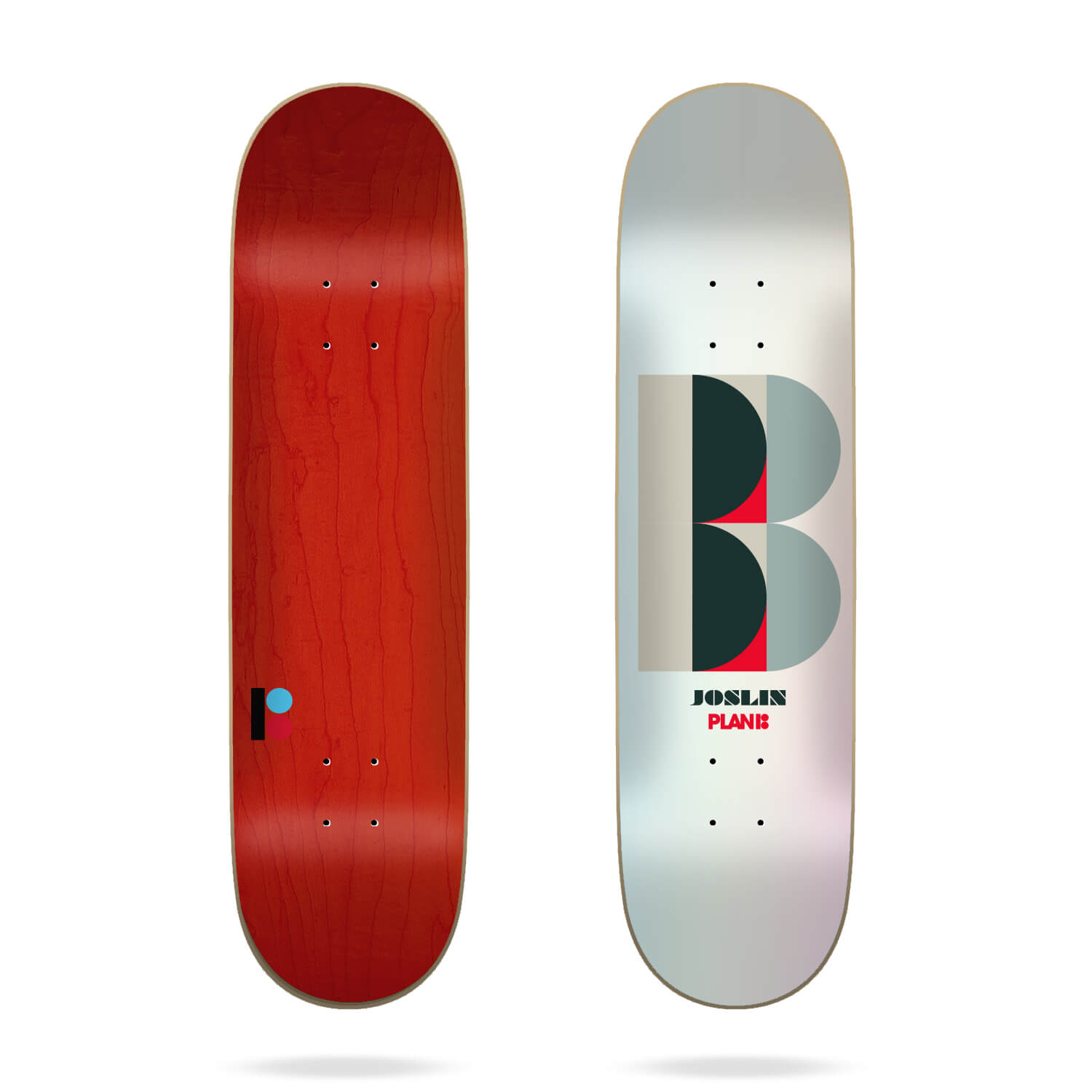 "Plan B Joslin Deco 8.5"" Deck"