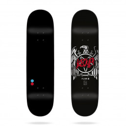 Plan B Sheckler Blood Red 8.25