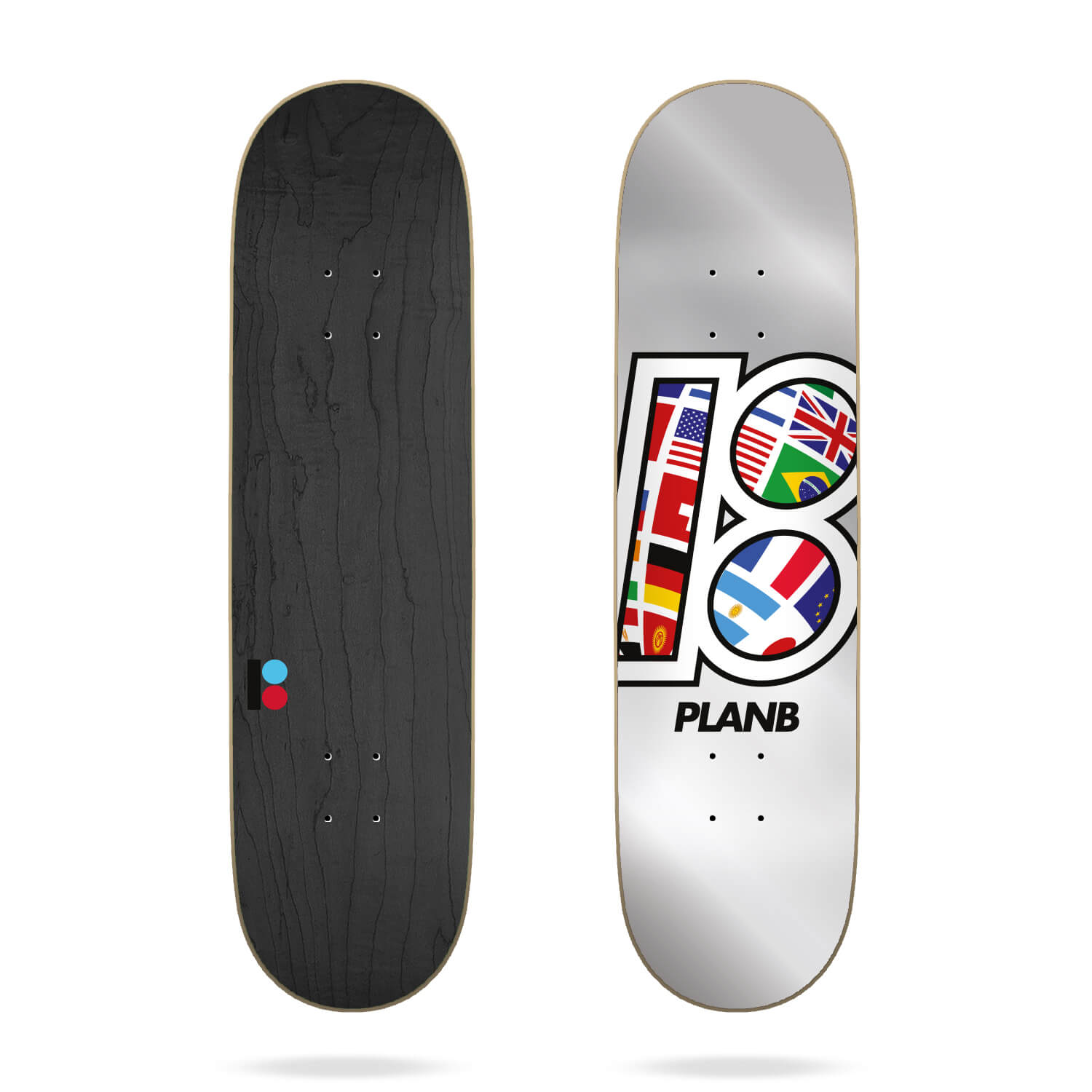"Plan B Team Global 8.5"" Deck"