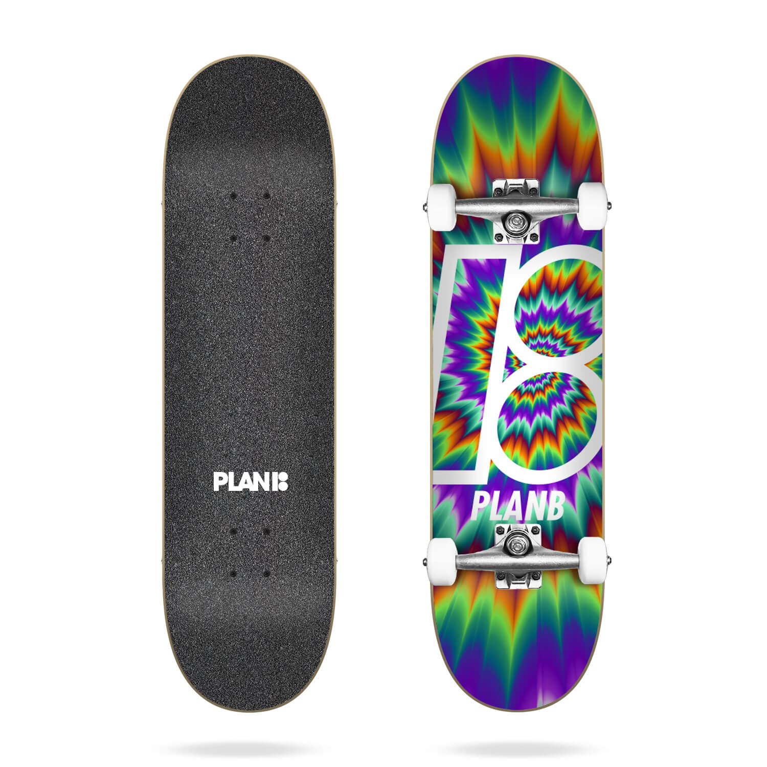 """Plan B Team Tune Out 7.75"""" Complete"""