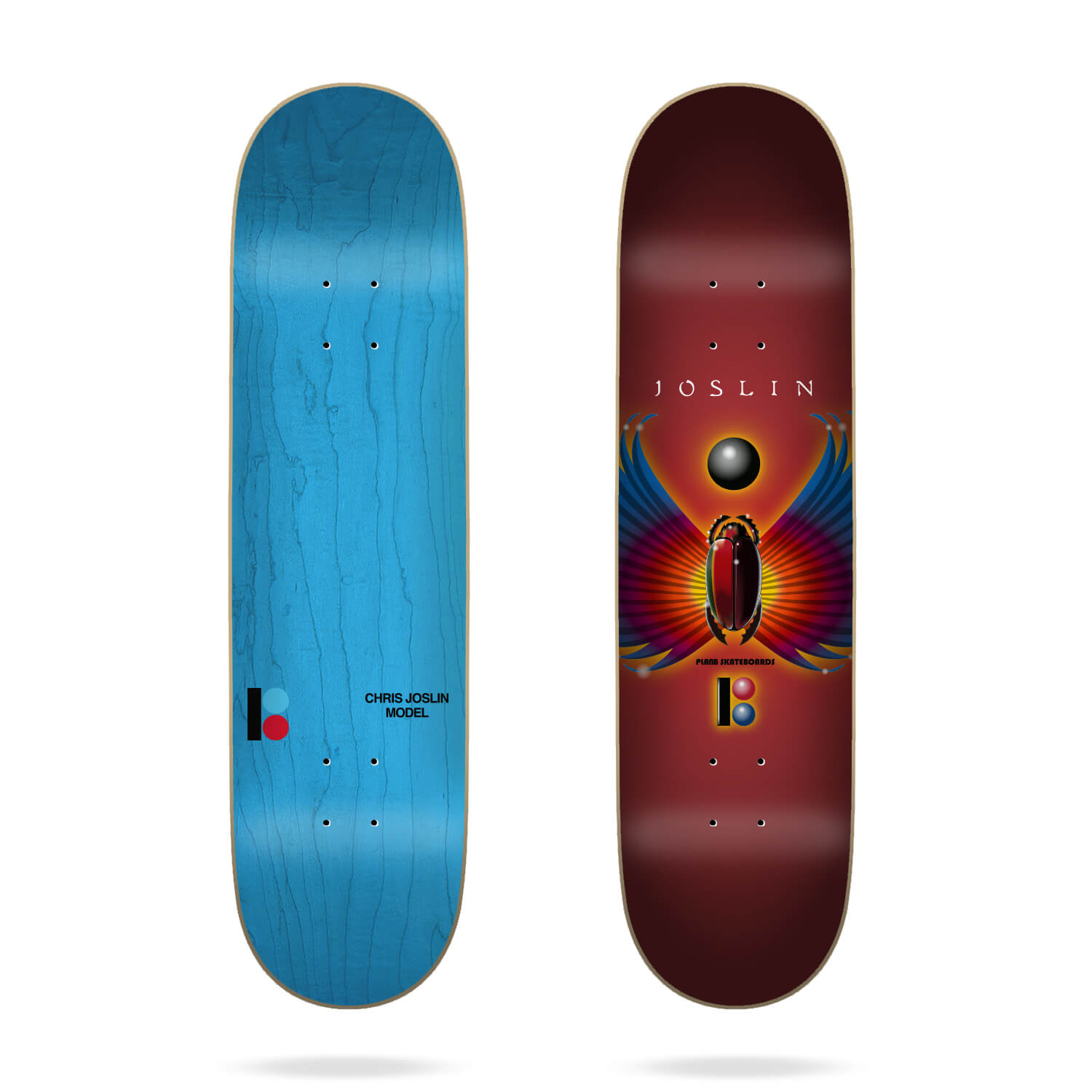 "Plan B Joslin Evolution 8.25"" Deck"