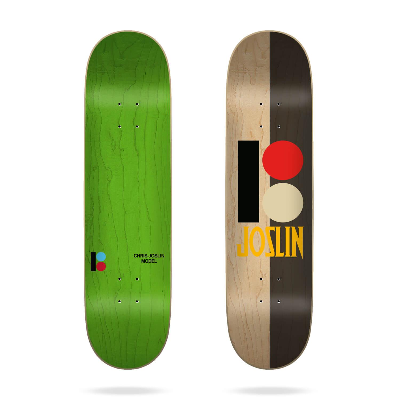 "Plan B Joslin Logan 8.5"" Deck"