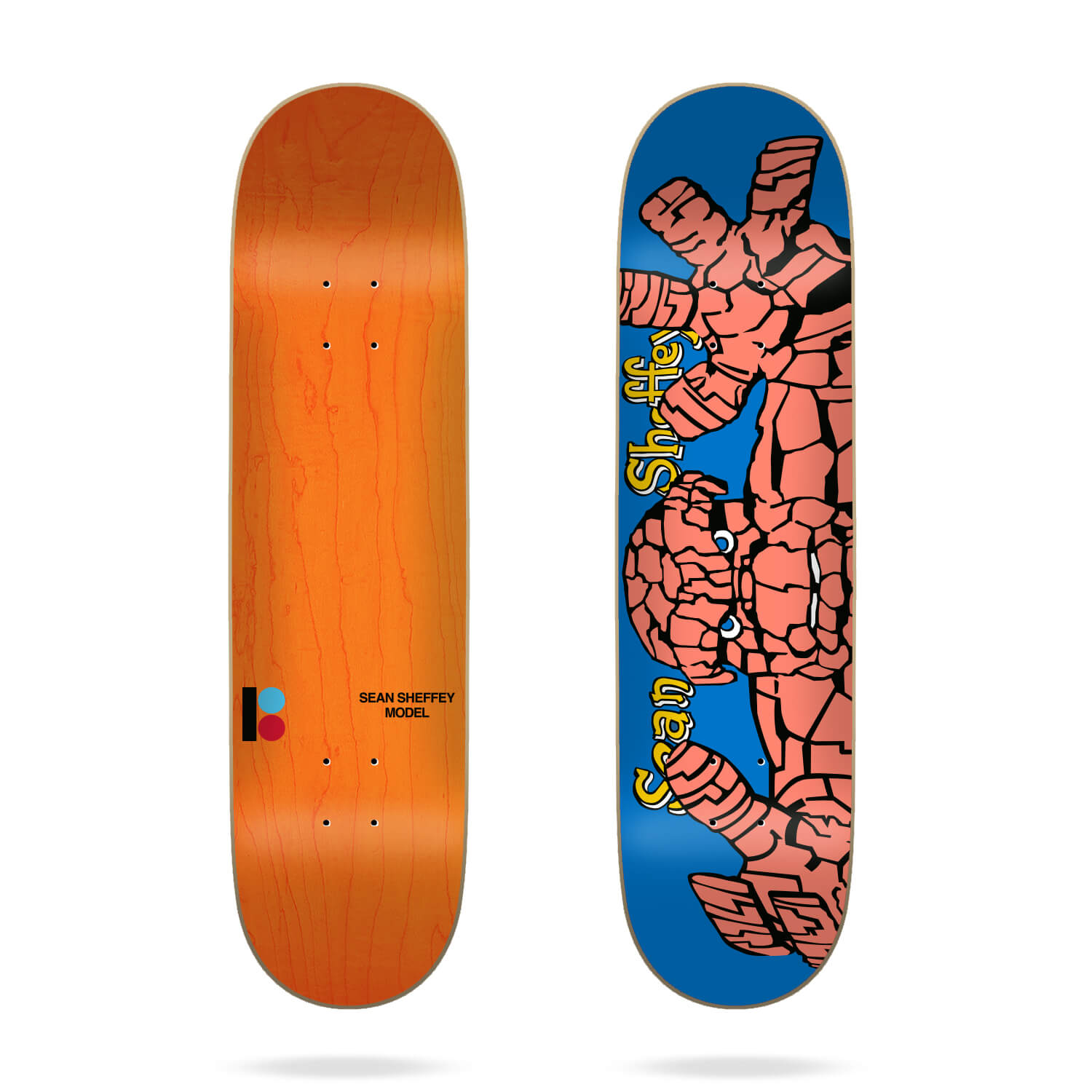 "Plan B Sheffey Thing 8.25"" Deck"
