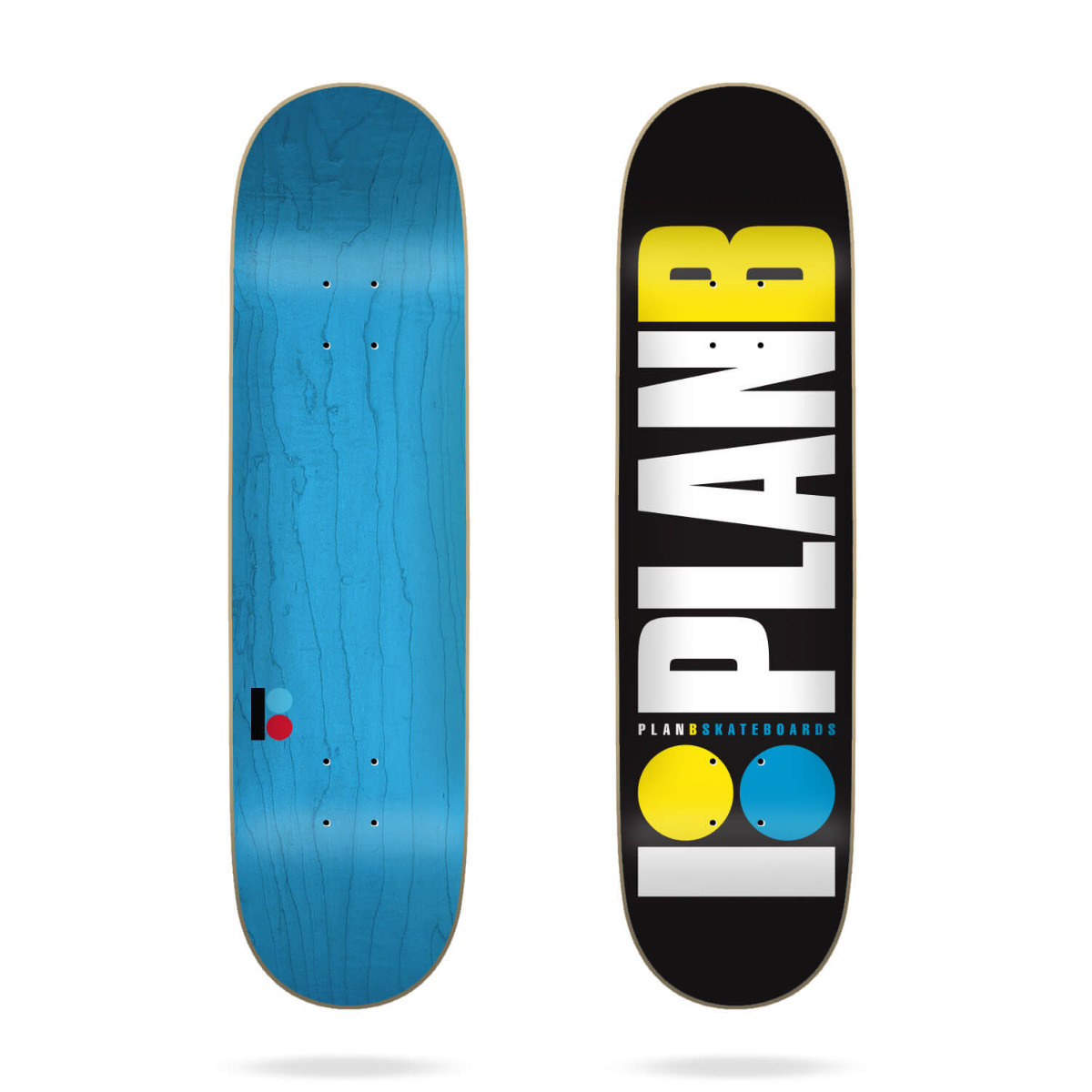 "Plan B Team Og Neon 8.0"" Deck"