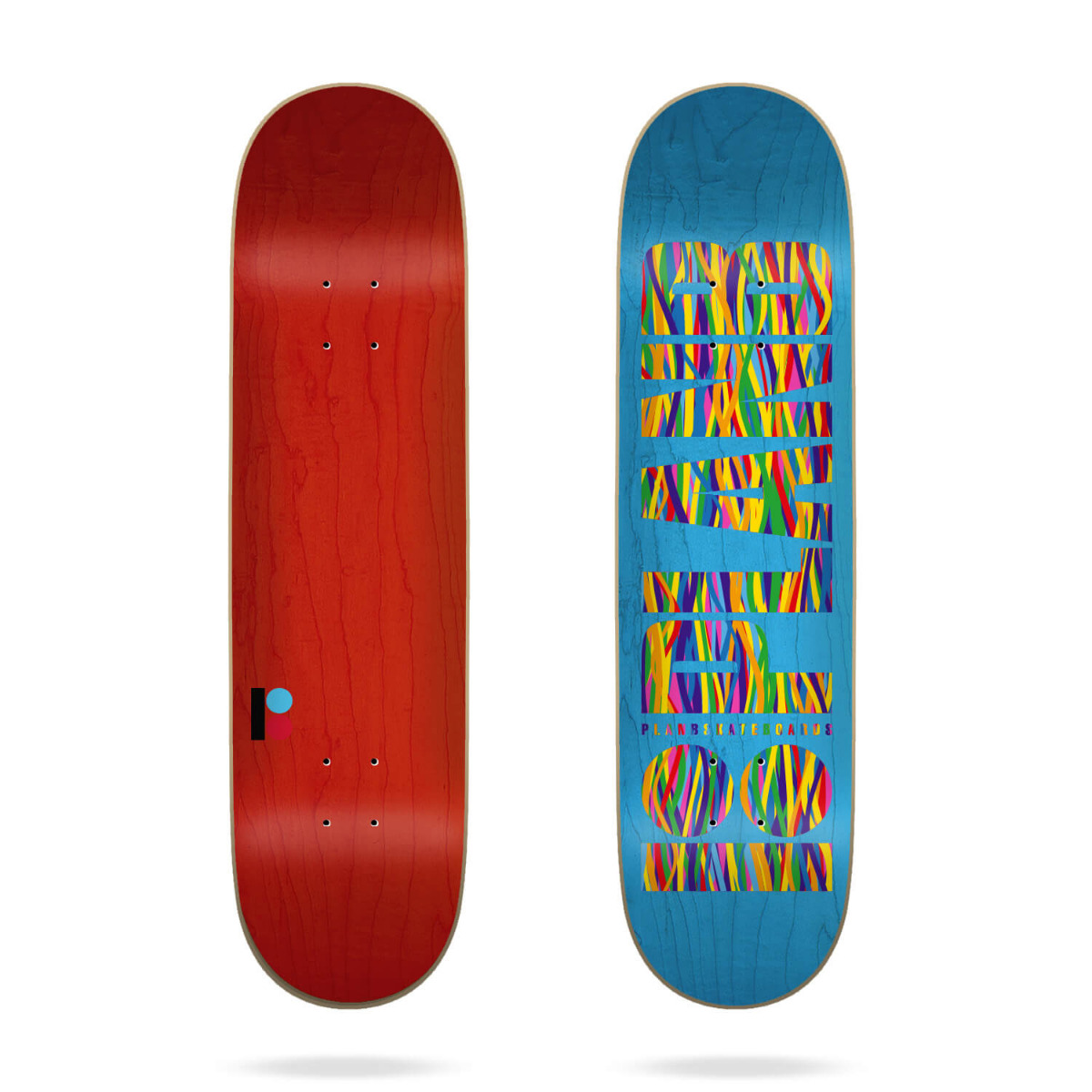 "Plan B Team Og Sheffey 8.5"" Deck"