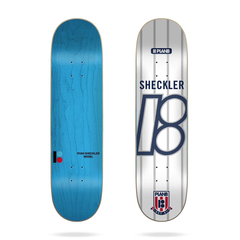 """Plan B College Sheckler 8.125"""" Deck"""