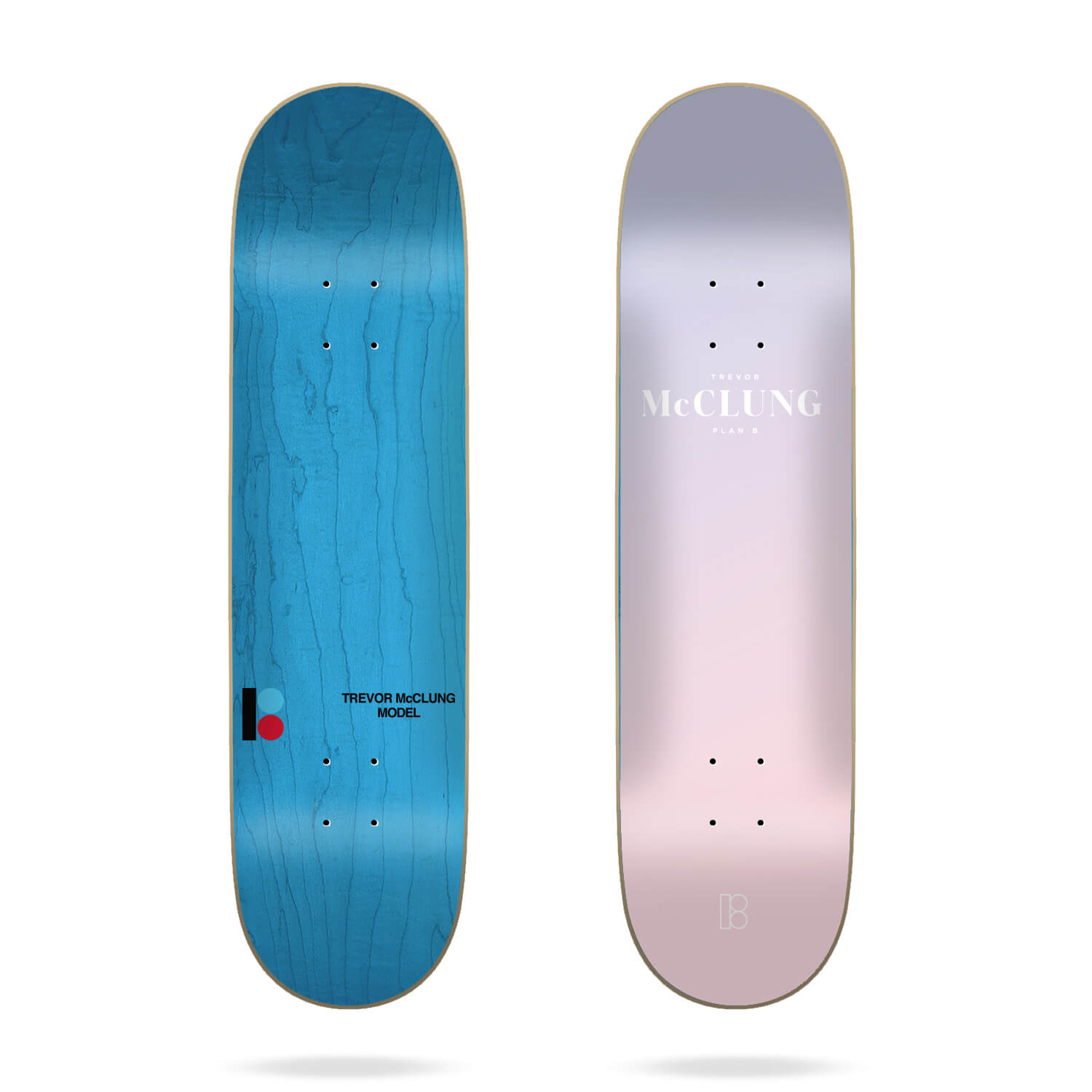"Plan B Faded Trevor 8.125"" Deck"