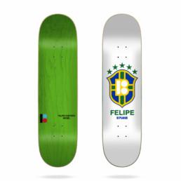 Plan B Felipe Soccer 7.75 Deck