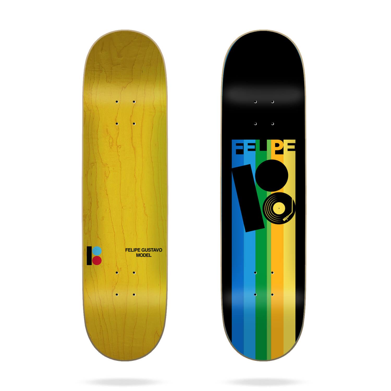 Plan B Felipe Vinyl 7.75 Deck