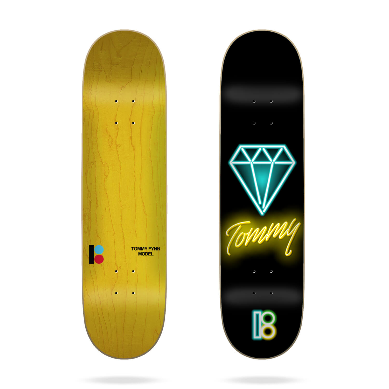 "Plan B Neon Tommy 8.25"" Deck"