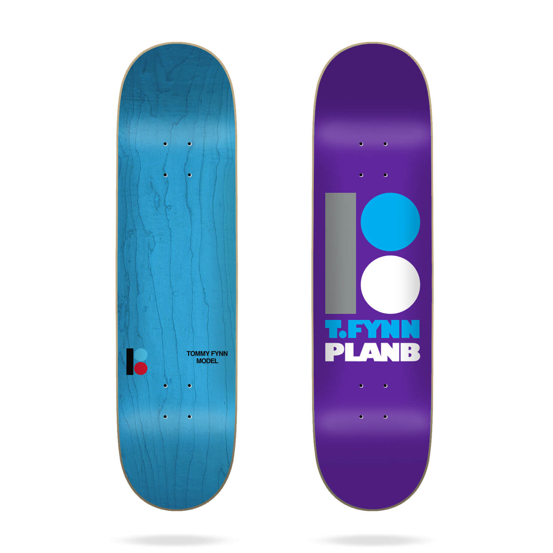 "Plan B Original Fynn 8.25"" Deck"