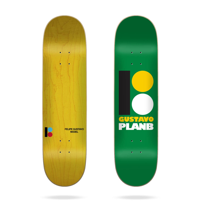 Plan B Original Gustavo 7.75 Deck