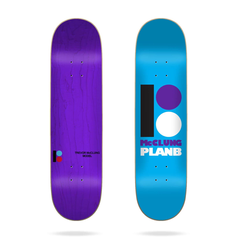 "Plan B Original McClung 8.125"" Deck"