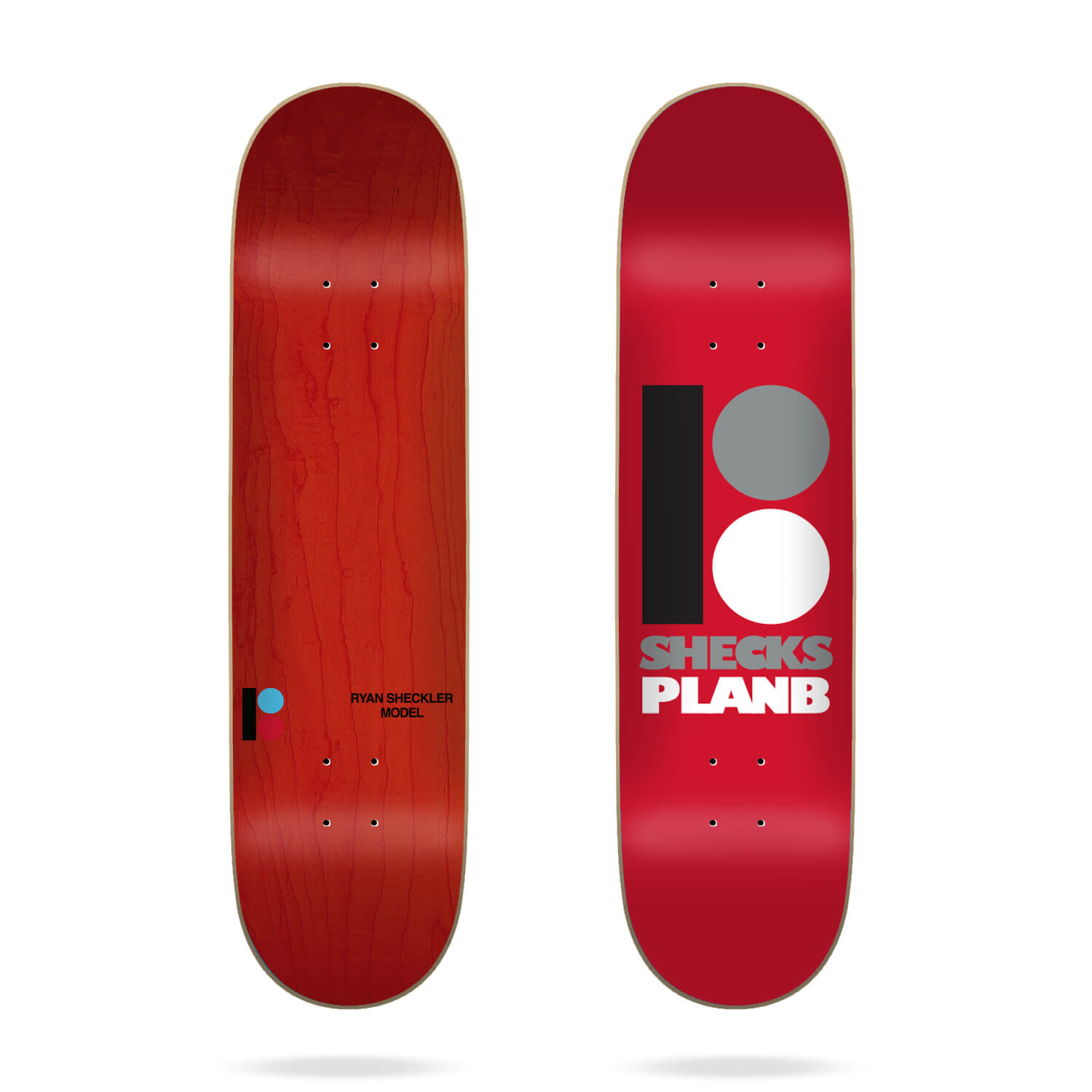 "Plan B Original Shecks 8.125"" Deck"