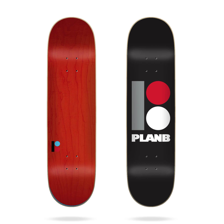 "Plan B Original Team 8.25"" Deck"