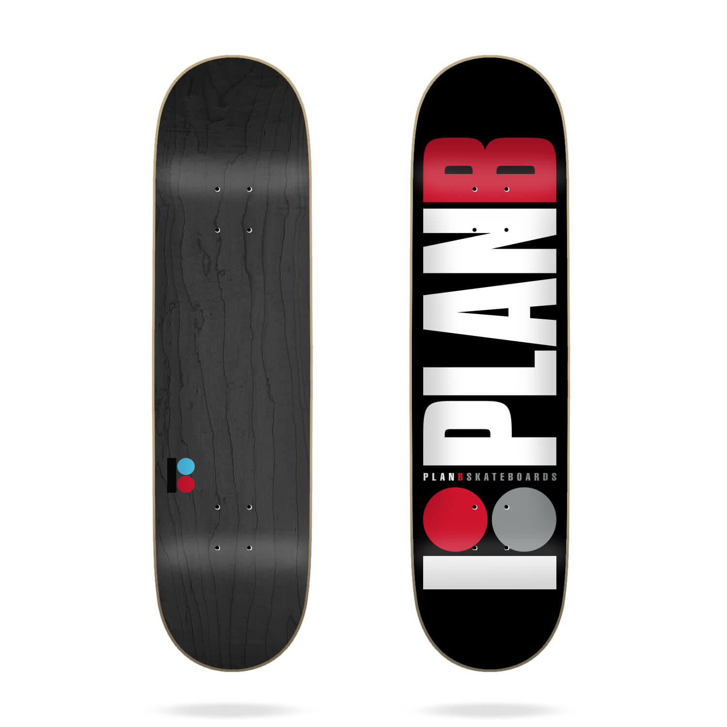"Plan B Team Red 8.0"" Deck"