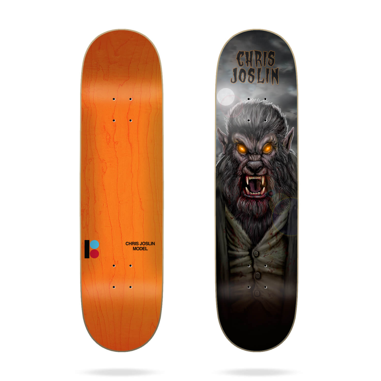 "Plan B Werewolf Joslin 8.0"" Deck"