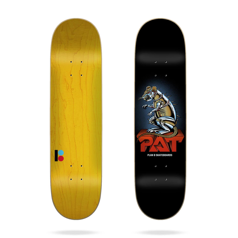 "Plan B Ratt Duffy 8.0"" Deck"